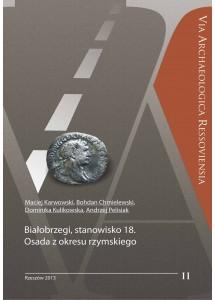 Białobrzegi, stanowisko 18. Osada z okresu rzymskiego