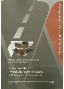 Zamiechów, stan. 18 – wielokulturowe stanowisko na Przedgórzu Rzeszowskim